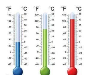 温度 温度计